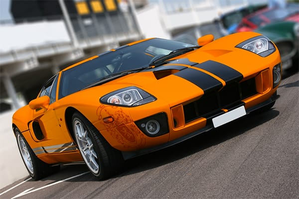 Ford Gt Spencers