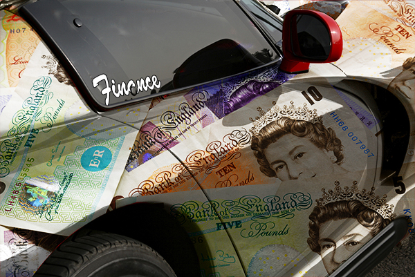 Money On A Car